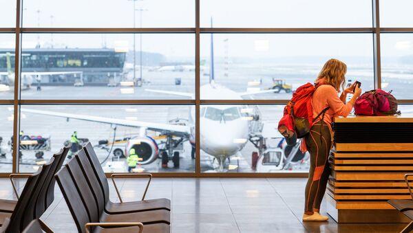 Северный терминал аэропорта Рига - Sputnik Латвия