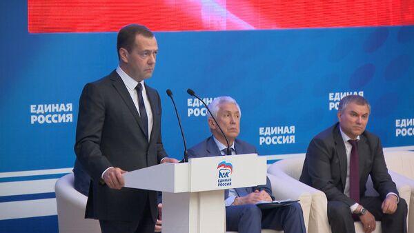 За гранью моего понимания – Медведев о деле Алексея Улюкаева - Sputnik Латвия