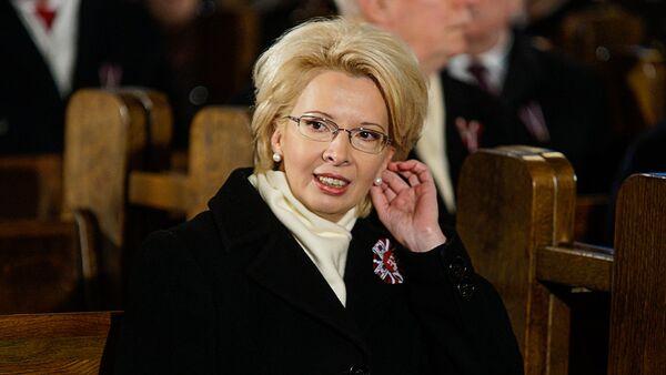 Председатель Сейма Латвии Мурниеце Инара - Sputnik Латвия