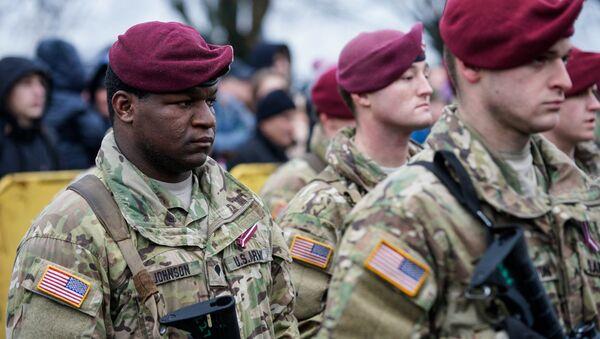 Военный парад посвящённый 98-й годовщины провозглашения Латвийской Республики - Sputnik Latvija