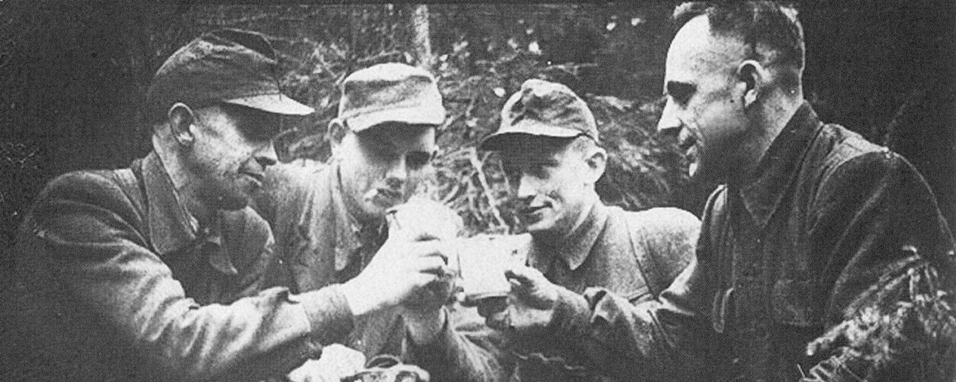 Лесные братья - Sputnik Latvija, 1920, 04.08.2020