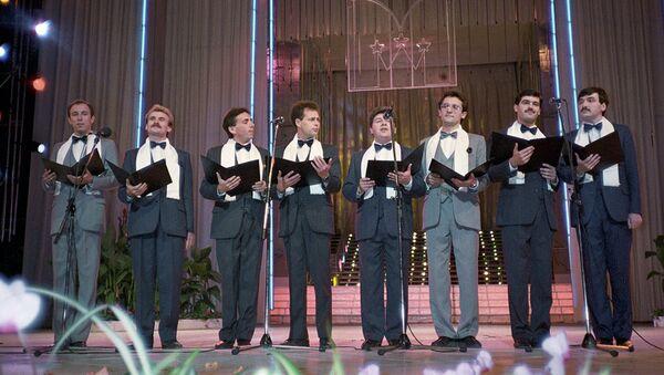 Команда КВН Клуб одесских джентльменов - Sputnik Латвия