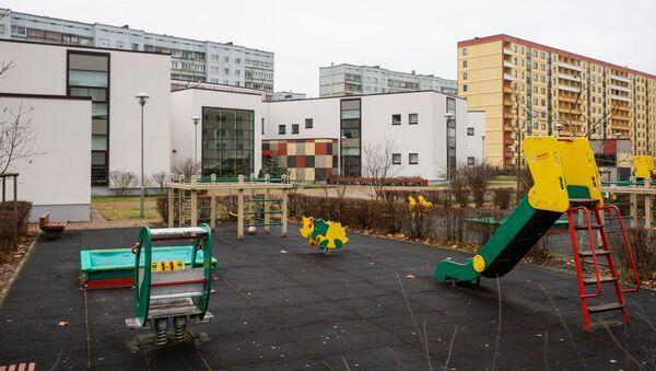 Детский сад в Зиепниекалнсе - Sputnik Latvija