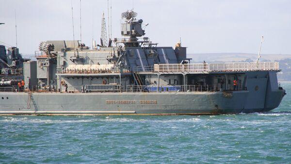 Корабль ВМФ России Вице-адмирал Кулаков - Sputnik Латвия