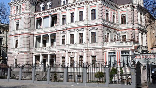 Посольство РФ в Латвии - Sputnik Латвия