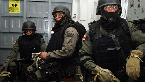 Полиция Турции - Sputnik Латвия