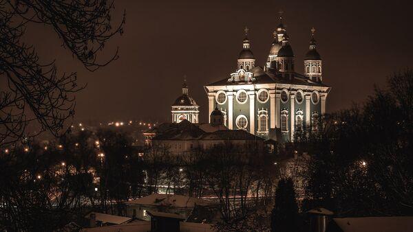 Смоленск вечером - Sputnik Latvija