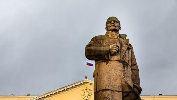 Piemineklis Ļeņinam Smoļenskā - Sputnik Latvija