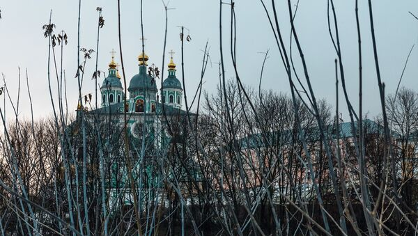 Храм в Смоленске - Sputnik Латвия