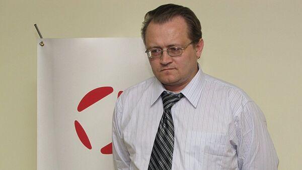Юрий Шевцов политический эксперт - Sputnik Латвия