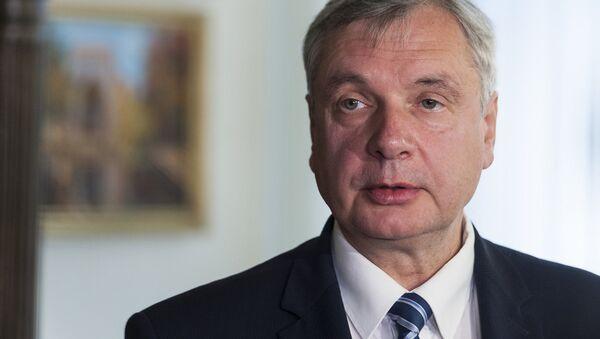 Izglītības ministrs Kārlis Šadurskis - Sputnik Latvija
