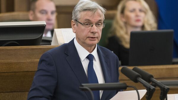 Министр образования и науки Карлис Шадурскис - Sputnik Latvija