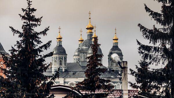 Смоленск глазами Наивных путешественников - Sputnik Латвия