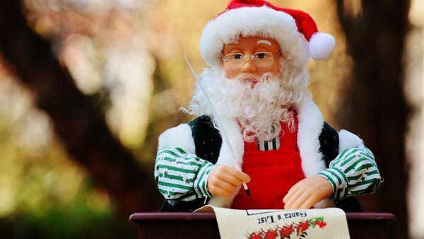 Santa Klauss. Foto no arhīva - Sputnik Latvija