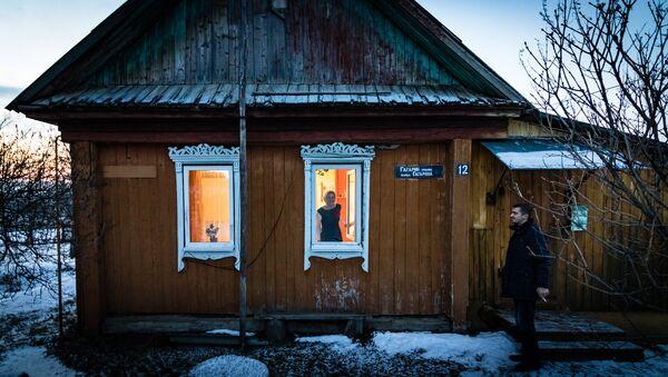 Дом учительницы - Sputnik Latvija