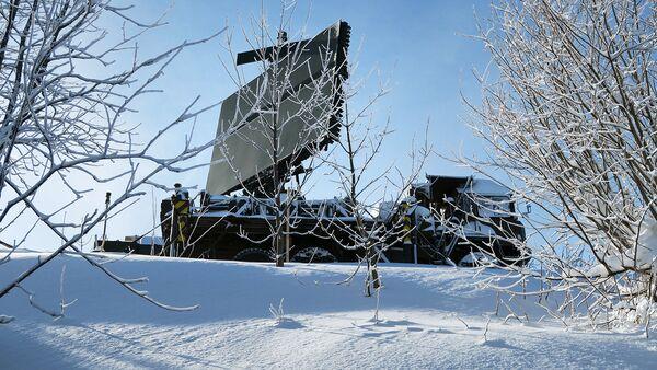 Armijas bāzes radars - Sputnik Latvija