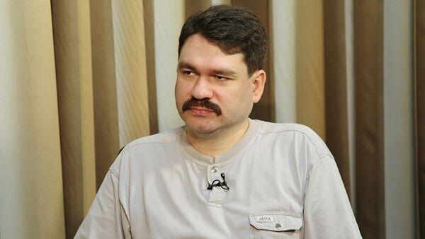 Павел Салин - Sputnik Латвия