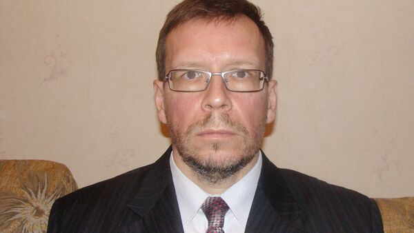 Владимир Батюк - Sputnik Латвия