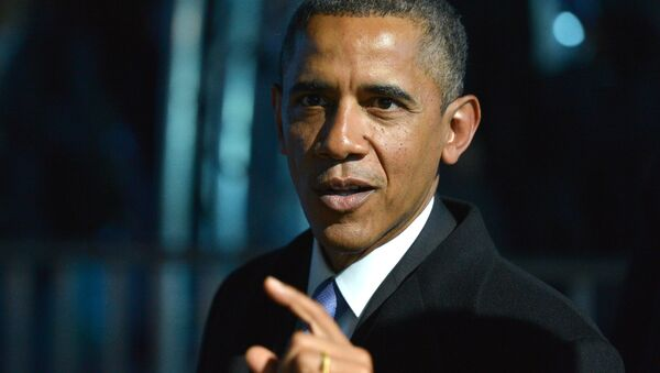 ASV prezidents Baraks Obama. Foto no arhīva - Sputnik Latvija