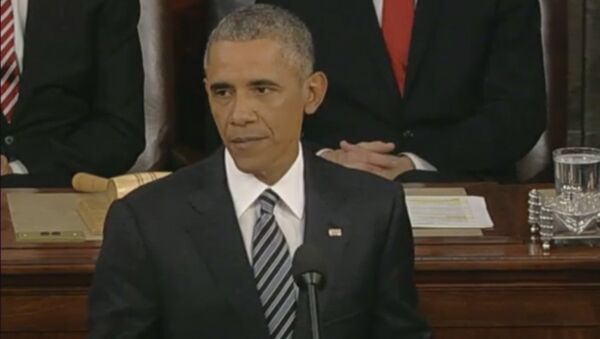 Обама в конгрессе: государства-клиенты России, иранский атом и Куба - Sputnik Латвия