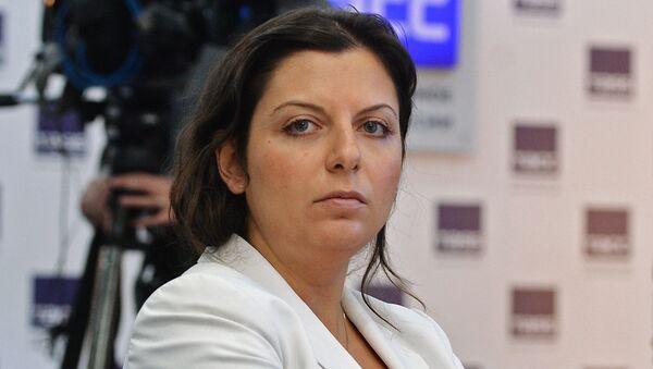Маргарита Симоньян - Sputnik Latvija