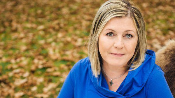 Писательница Нора Икстена - Sputnik Латвия