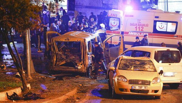 Terorakts Turcijā. Foto no arhīva - Sputnik Latvija