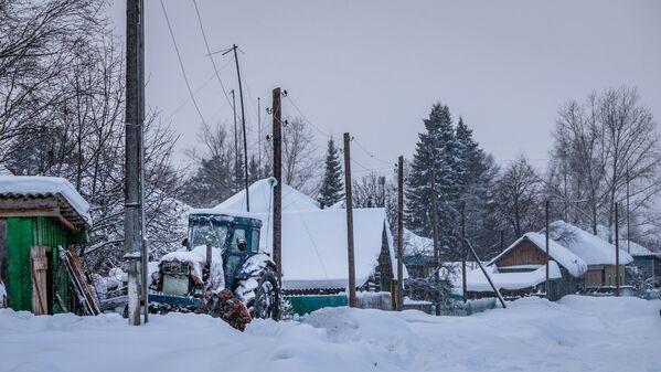 Зимняя Бобровка - Sputnik Латвия