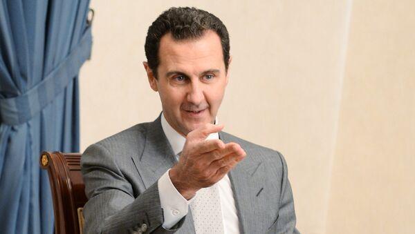 Президент Сирии Башар Асад - Sputnik Latvija