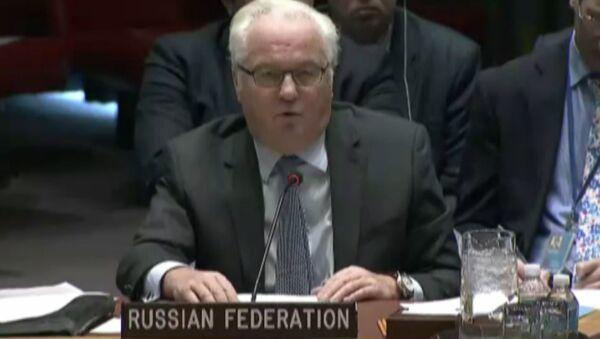 Чуркин про восстановление контроля над Алеппо сирийскими властями - Sputnik Латвия