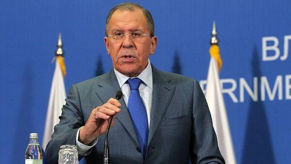 Сергей Лавров о перспективах сотрудничества с новой администрацией США - Sputnik Латвия