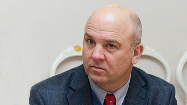 Комиссар Совета Европы по правам человека Нил Муйжниекс - Sputnik Латвия