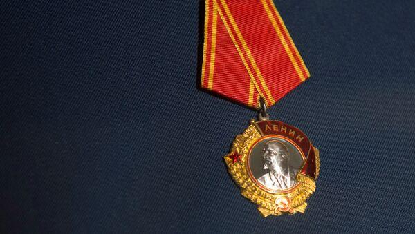Орден Ленина - Sputnik Латвия
