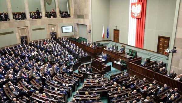 Polijas Seims. Foto no arhīva - Sputnik Latvija