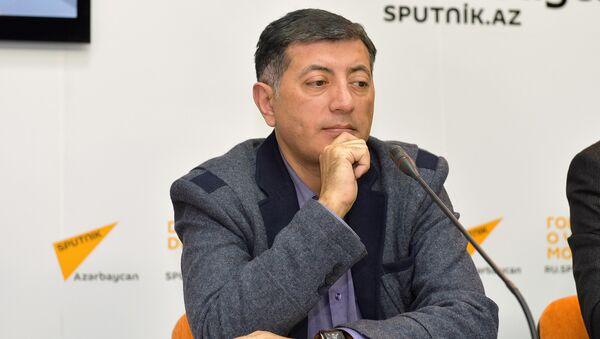 Ильхам Шабан, глава Центра нефтяных исследований - Sputnik Латвия