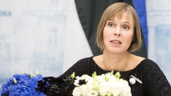 Kersti Kaljulaida - Sputnik Latvija