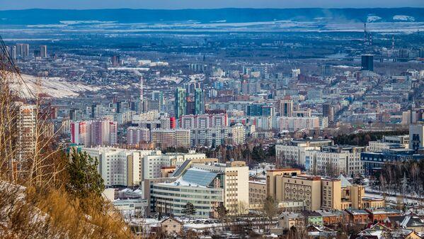 Удивительно чистый и прозрачный воздух для промышленного гиганта - Sputnik Latvija