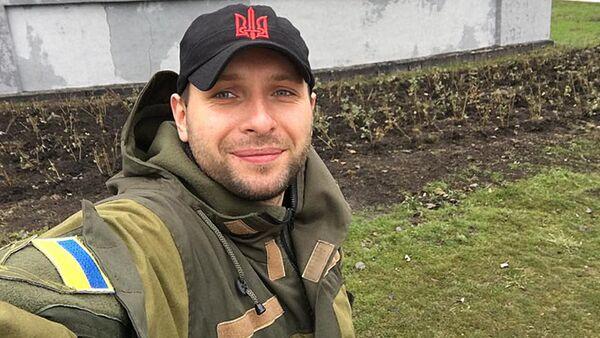 Ukrainas Augstākas radas deputāts Vladimirs Parasjuks. Foto no arhīva - Sputnik Latvija