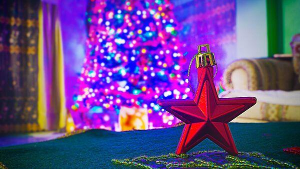 Звезда на елку - Sputnik Латвия
