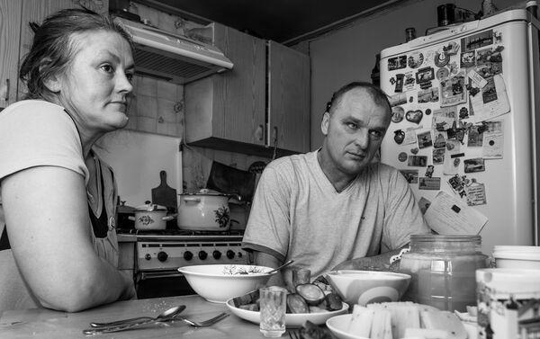 Olga un Sergejs Benke. Latviešu ciems Bobrovka - Sputnik Latvija