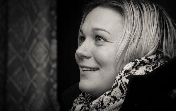 Ilona Saverasa. Latviešu valodas skolotāja. Maksima Gorkija ciems - Sputnik Latvija