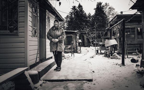 Svetlana Bremza. Kaškurino ciema iedzīvotāja - Sputnik Latvija