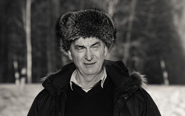 Viktors Karkļins. Baškortostānas Latviešu sabiedriskās organizācijas priekšsēdētājs, Ufa - Sputnik Latvija