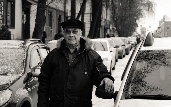 Alberts Knaķis, pensionārs, Ufa - Sputnik Latvija