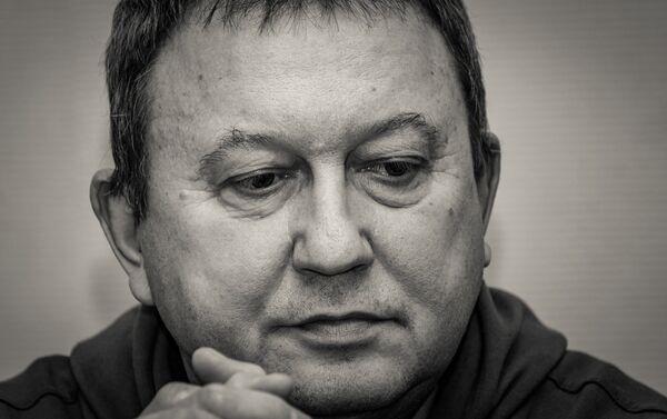 Andris Tupesis. Latviešu tautiešu biedrības priekšsēdētājs, Omska - Sputnik Latvija