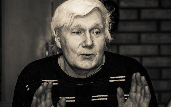 Anatolijs Ugainovs. Reģionālās sabiedriskās organizācijas Ačinskas pilsētas Latgaļu kultūras centrs vadītājs - Sputnik Latvija