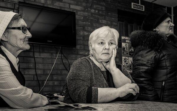 Olga Bajandina. Mācītāja mājas pārvaldniece Ačinskā - Sputnik Latvija