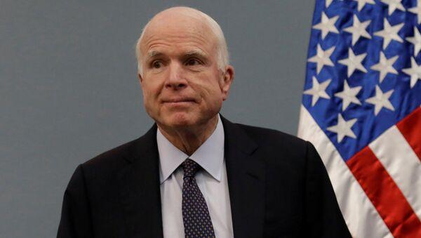 Сенатор США Джон Маккейн - Sputnik Латвия