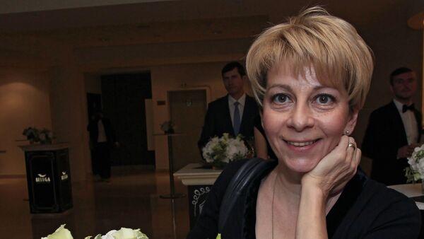 Eļizaveta Gļinka, plaši pazīstamā Doktore Ļiza - Sputnik Latvija