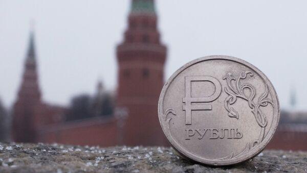 Krievijas rublis. Foto no arhīva - Sputnik Latvija